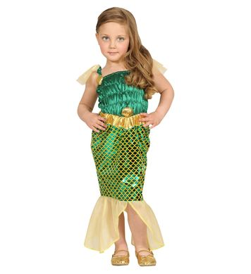 BEAUTY MERMAID (dress) Childrens