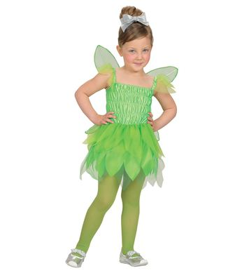 BEAUTY GREEN FOREST PIXIE (dress wings) Childrens