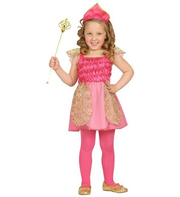 BEAUTY PINK PRINCESS (dress tiara) Childrens