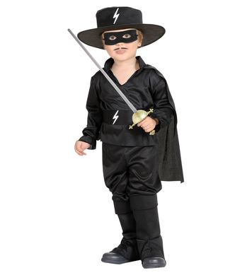 BLACK BANDIT HERO Childrens