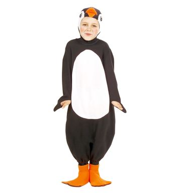 PENGUIN (jumpsuit, headpiece, paws) Childrens