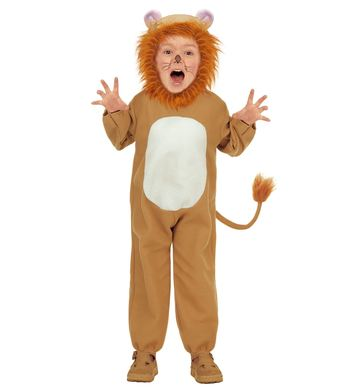 LION (jumpsuit, headpiece) Childrens