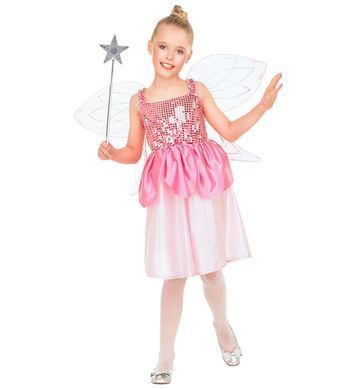 GLAMOUR TRILLY (sequin dress, wings) Childrens