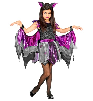 BAT (tutu dress with wings, ears) Childrens