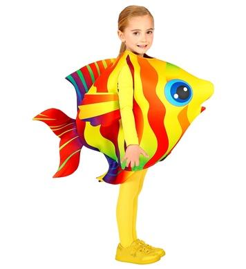 TROPICAL FISH COSTUME (116-128cm)