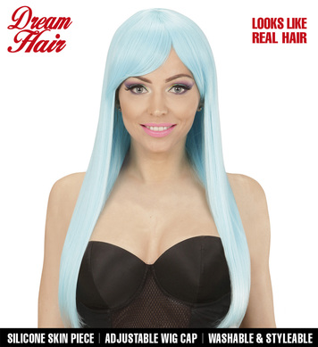 FASHION WIG - AZURE