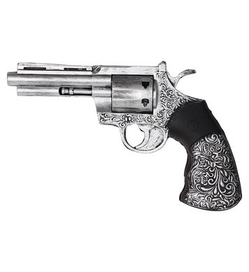 AUTHENTIC FOAM LATEX REVOLVER 25 cm
