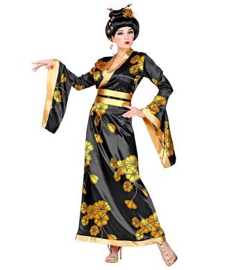 GEISHA (kimono, belt)