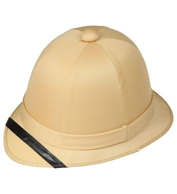 COLONIAL PITH HELMET