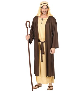 JOSEPH (robe with long vest, belt, headpiece)