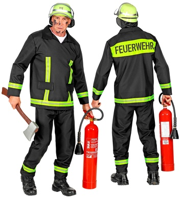 FIREFIGHTER (coat, pants)