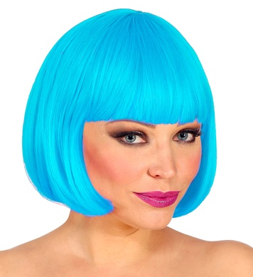 LOU LOU WIG in box - LIGHT BLUE