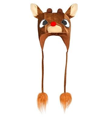 REINDEER HAT PLUSH