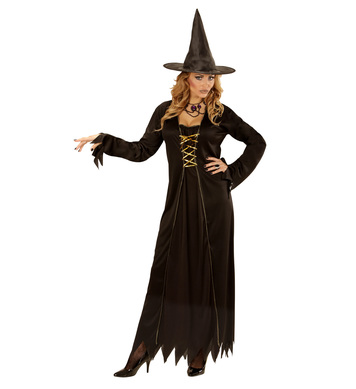 BLACK WITCH (dress hat)