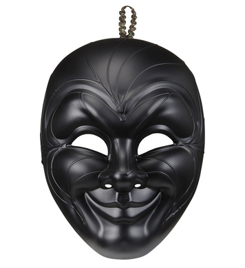 DARK MAN VENICE MASK