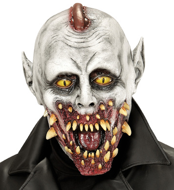 OVERSIZED VAMPIRE ZOMBIE FULL HEAD MASK