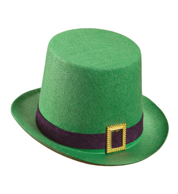 Felt ST. PATRICK'S TOP HAT