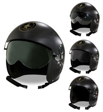 FIGHTER JET PILOT HELMET