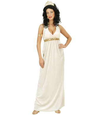 GREEK GODDESS VELVET (dress tiara)