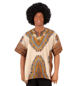 AFRICAN SHIRT - ADULT SIZE