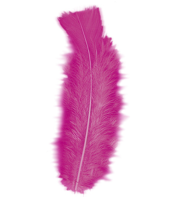 BAG OF FEATHERS MAGENTA