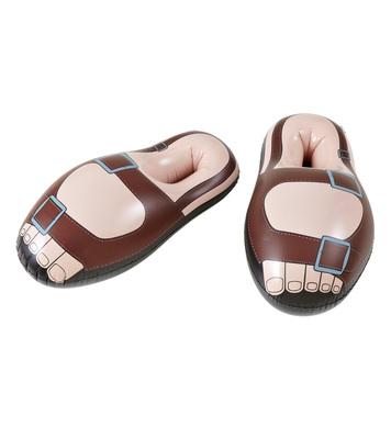 INFLATABLE SANDALS 56cm