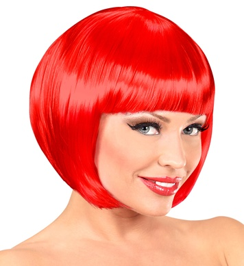 CHANEL WIG - RED