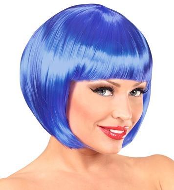 CHANEL WIG - BLUE