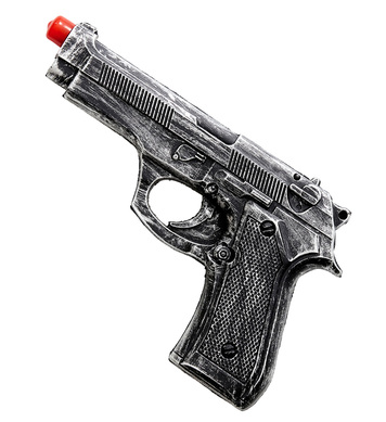 AUTHENTIC FOAM LATEX GUN 19 cm