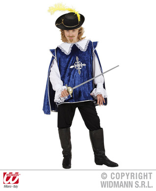 BLUE MUSKETEER (shirt coat) Childrens