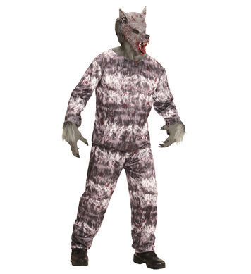 WEREWOLF (coat pants mask)