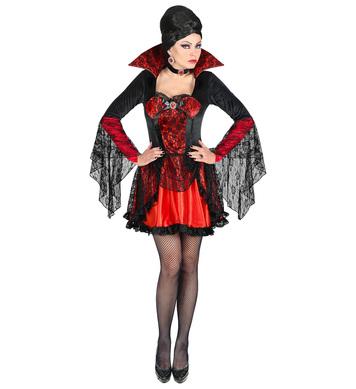 VAMPIRESS (dress, choker)