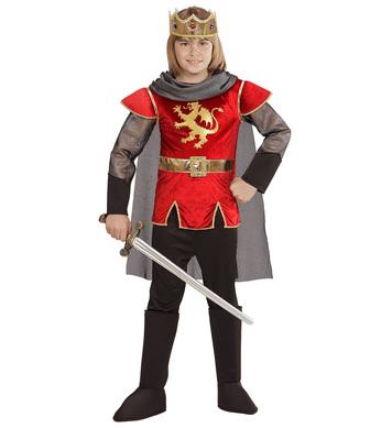 KING ARTHUR RED Childrens