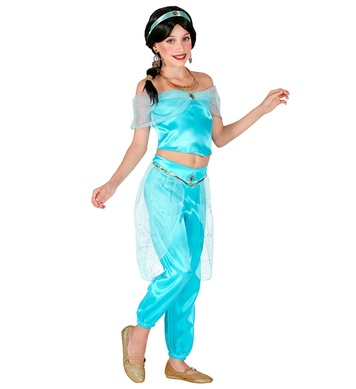 ARABIAN PRINCESS (top, pants, headband) Childrens