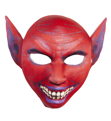 DEVIL FABRIC MASK
