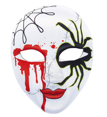 BLOODY SPIDER MASK