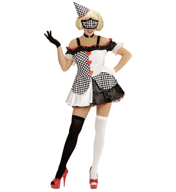 PIERROT GIRL (dress hat)
