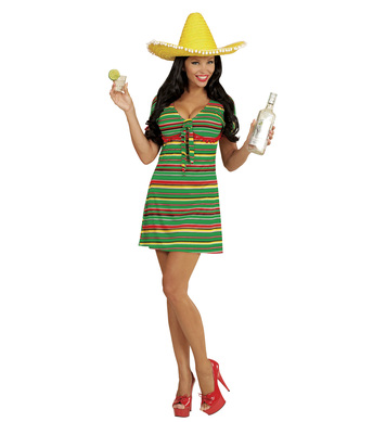 MEXICAN GIRL (dress)