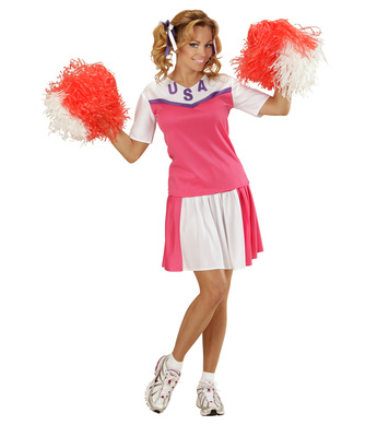 AMERICAN CHEERLEADER (T-shirt skirt)
