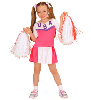 AMERICAN CHEERLEADER (T-shirt skirt) Childrens