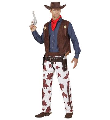 COWBOY (vest chaps hat bandana)