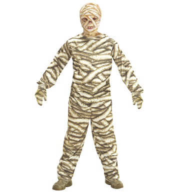 MUMMY (coat, pants, mask) Childrens