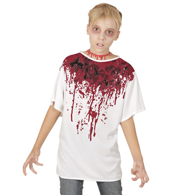 BLOODY T-SHIRT Childrens