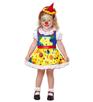 CLOWN GIRL Childrens