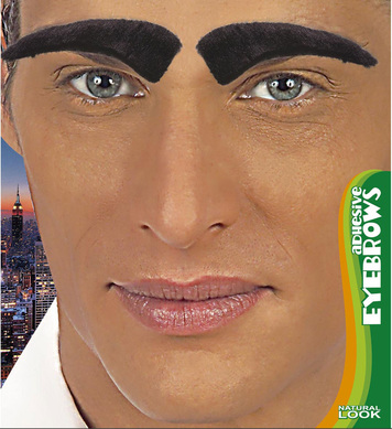 EYEBROWS ADHESIVE - BLACK