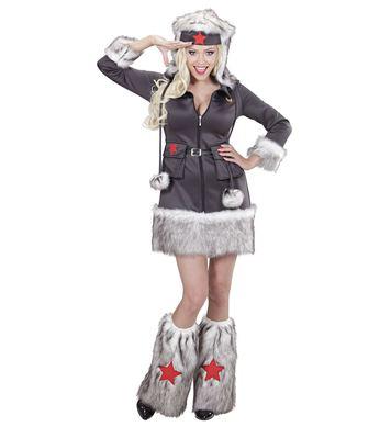 NIKITA (dress hat leg warmers)