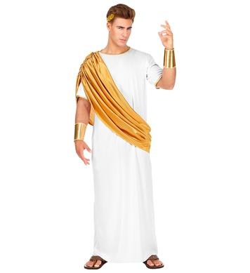 CAESAR (toga, cuffs, laurel wreath)