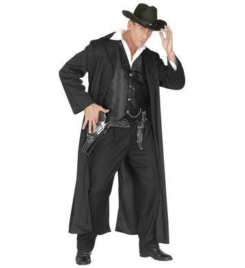 BOUNTY KILLER MAN (long coat vest)