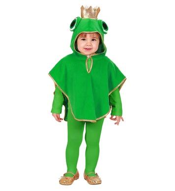 PLUSH FROG (hooded poncho) Childrens