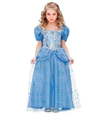 BLUE PRINCESS/FAIRY (dress) Childrens